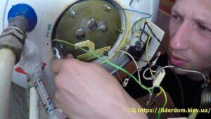 обслуживание водонагревателей