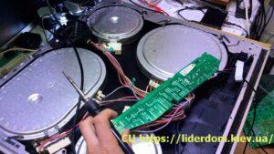 ремонт варочных панелей электролюкс