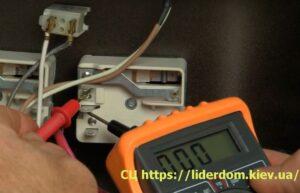 ремонт электроплиты Indesit